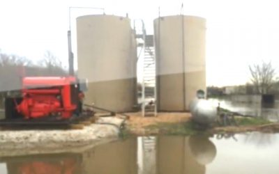 Jet Pump Artificial Lift Succeeds in Flood Zone